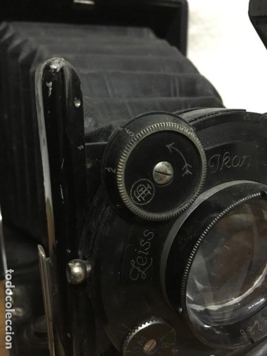 Cámara de fotos: CAMARA FOTOGRAFICA DE FUELLE ZEISS IKON COMPUR RAPID. AÑOS 30/40 - Foto 20 - 151494598