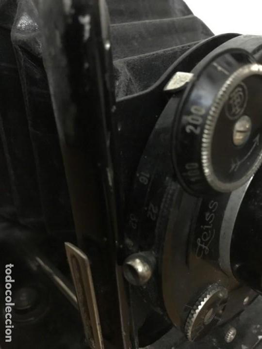Cámara de fotos: CAMARA FOTOGRAFICA DE FUELLE ZEISS IKON COMPUR RAPID. AÑOS 30/40 - Foto 21 - 151494598