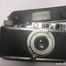 Cámara de fotos: LEICA II 1933 ORIGINAL. NÚMERO DE SERIE 108723. Lote 151897098