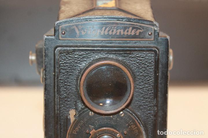 Cámara de fotos: CAMARA FOTOGRÁFICA VOIGTLANDER BRILLANT, GERMANY - Foto 3 - 152290926