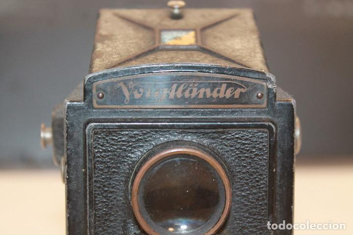 Cámara de fotos: CAMARA FOTOGRÁFICA VOIGTLANDER BRILLANT, GERMANY - Foto 4 - 152290926