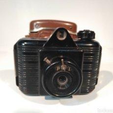 Cámara de fotos: ANTIGUA CAMARA UNIVEX.FUNDA DE REGALO. Lote 152541524