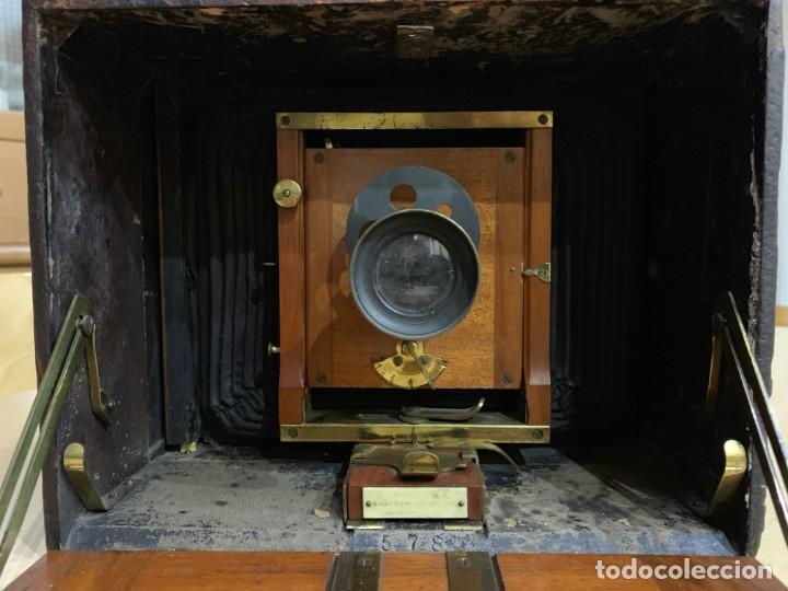 Cámara de fotos: Kodak No. 4 Folding Kodet Special - Foto 4 - 152662690