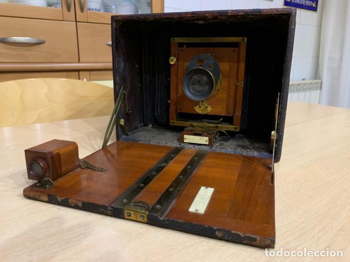 Cámara de fotos: Kodak No. 4 Folding Kodet Special - Foto 5 - 152662690