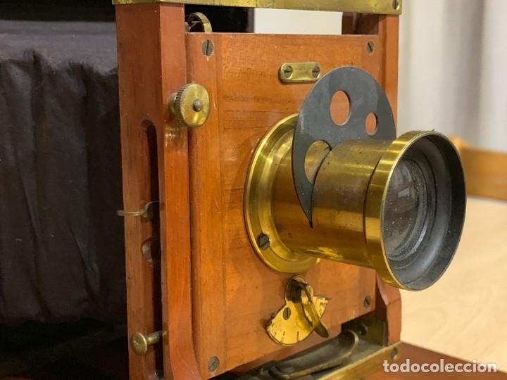 Cámara de fotos: Kodak No. 4 Folding Kodet Special - Foto 7 - 152662690