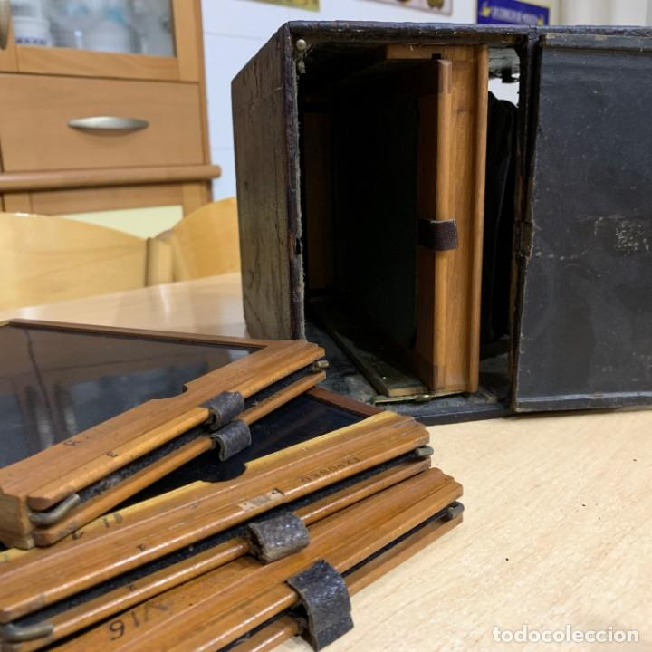Cámara de fotos: Kodak No. 4 Folding Kodet Special - Foto 10 - 152662690