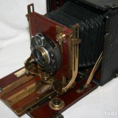 Cámara de fotos: CAMARA DE MADERA THORNTON PICKARD FOLDING RUBY. Lote 153804302