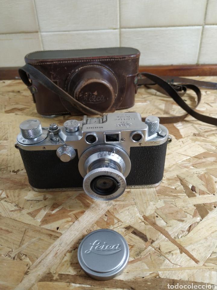 LEITZ LEICA III C (Cámaras Fotográficas - Antiguas (hasta 1950))