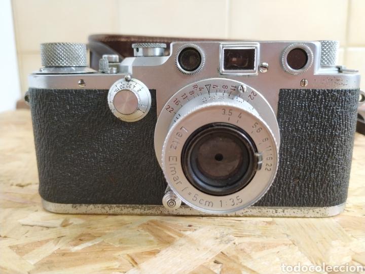 Cámara de fotos: Leitz Leica III C - Foto 2 - 154111665