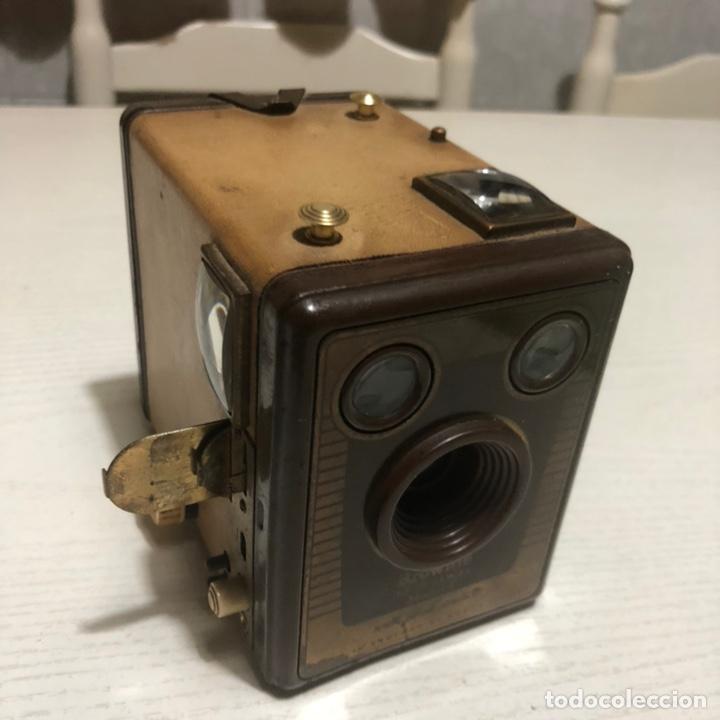 Cámara de fotos: CÁMARA KODAK BROWNIE SIX-20 MODEL F - Foto 3 - 154352352