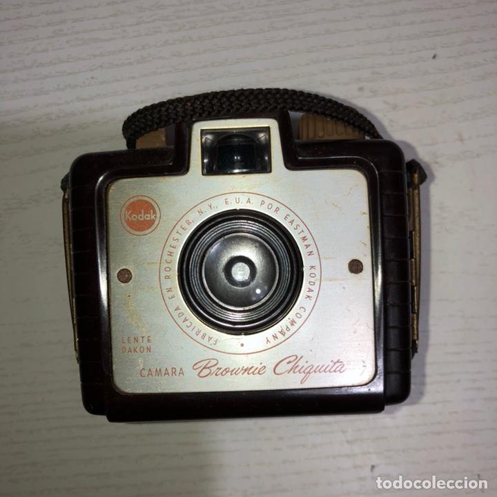 Cámara de fotos: CÁMARA KODAK BROWNIE CHIQUITA - Foto 2 - 154352901