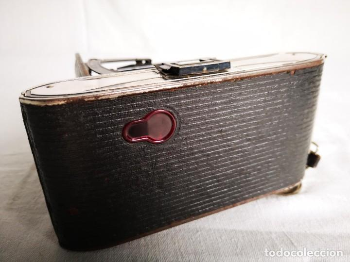 Cámara de fotos: ANTIGUA CAMARA DE FUELLE AGFA BILLY RECORD - Foto 5 - 154485946