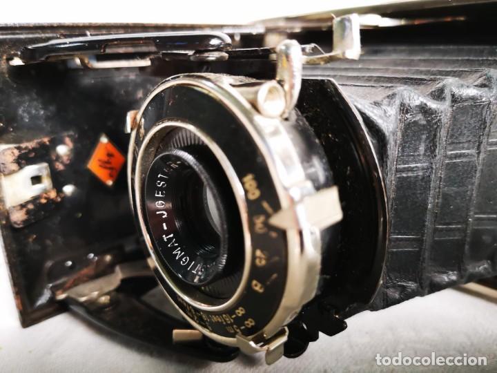 Cámara de fotos: ANTIGUA CAMARA DE FUELLE AGFA BILLY RECORD - Foto 6 - 154485946