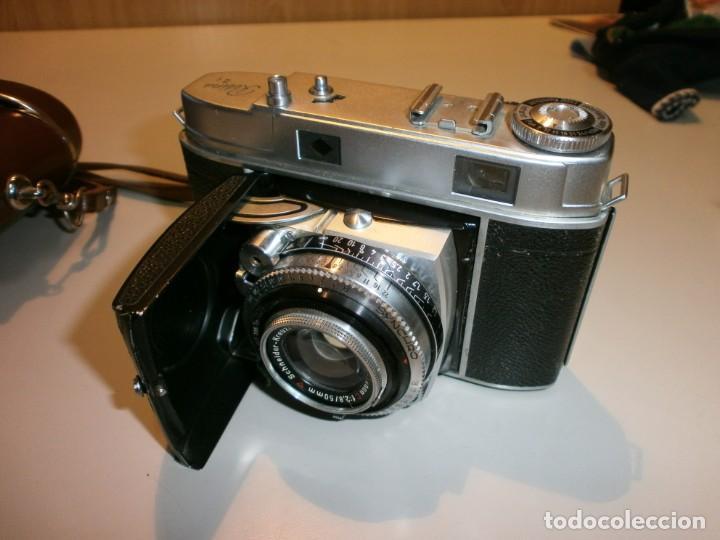 Cámara de fotos: camara antigua kodak retina II c muy buen estado funcionando perfectamente - Foto 4 - 155271990