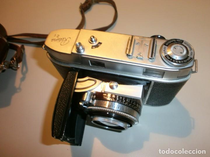 Cámara de fotos: camara antigua kodak retina II c muy buen estado funcionando perfectamente - Foto 5 - 155271990