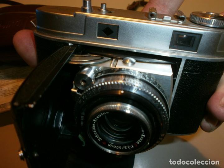 Cámara de fotos: camara antigua kodak retina II c muy buen estado funcionando perfectamente - Foto 9 - 155271990