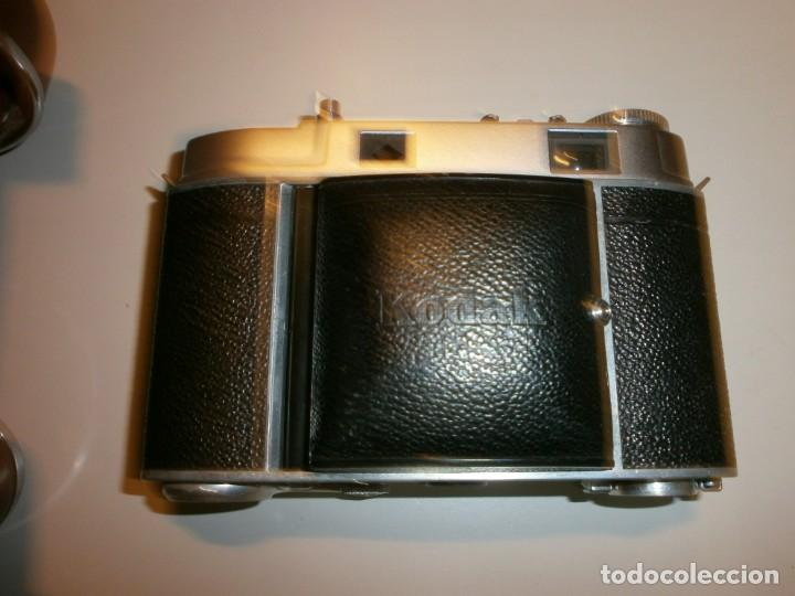 Cámara de fotos: camara antigua kodak retina II c muy buen estado funcionando perfectamente - Foto 12 - 155271990