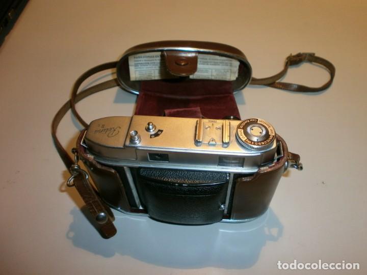Cámara de fotos: camara antigua kodak retina II c muy buen estado funcionando perfectamente - Foto 13 - 155271990