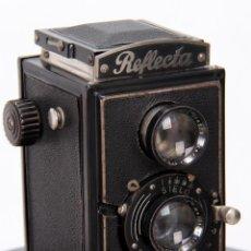 Cámara de fotos: REFLECTA 6X6 AÑO 1933. Lote 155565146