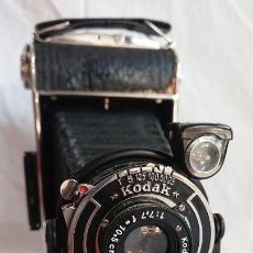 Cámara de fotos: ANTIGUA CAMARA DE FOTOS KODAK ANASTIGMAT. Lote 155691718