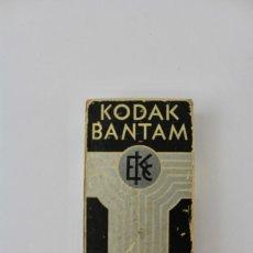 Cámara de fotos: CAMARA DE FOTOS KODAK BANTAM.MEDIADOS DE SIGLO XX.. Lote 155768654