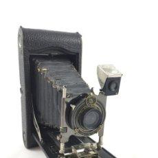 Cámara de fotos: CAMARA FUELLE KODAK 3-A AUTOGRAPHIC MODEL C. Lote 155820314