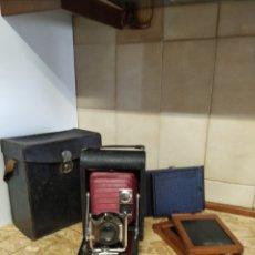 Cámara de fotos: CÁMARA KODAK CONVERTIBLE. Lote 156966116