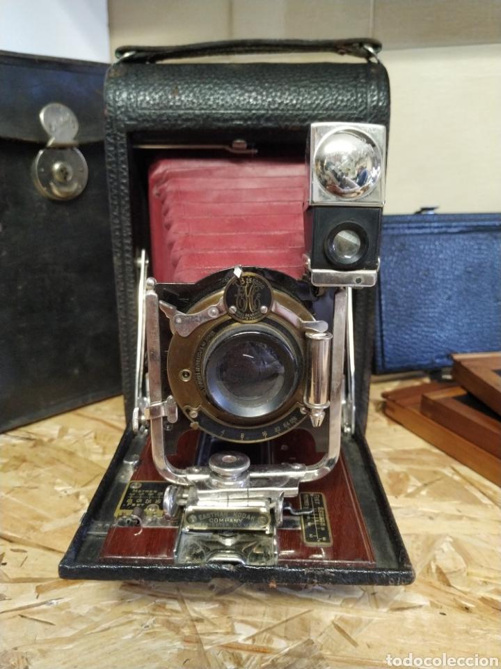Cámara de fotos: Cámara Kodak convertible - Foto 2 - 156966116