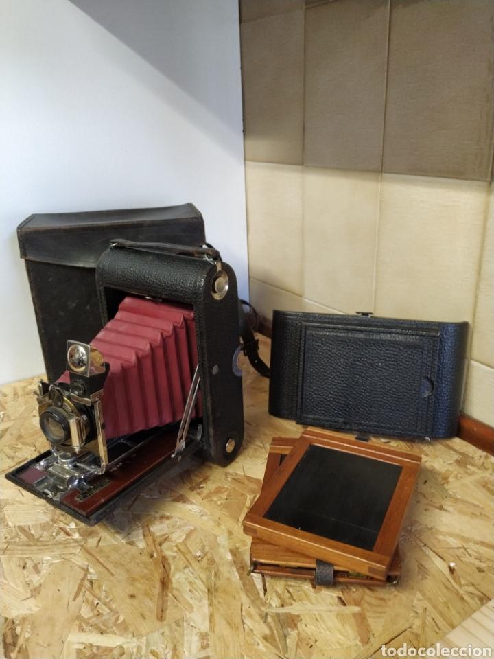 Cámara de fotos: Cámara Kodak convertible - Foto 4 - 156966116