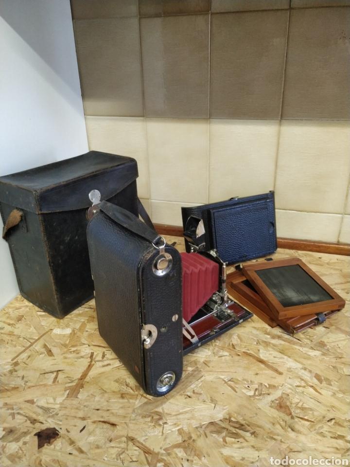 Cámara de fotos: Cámara Kodak convertible - Foto 5 - 156966116