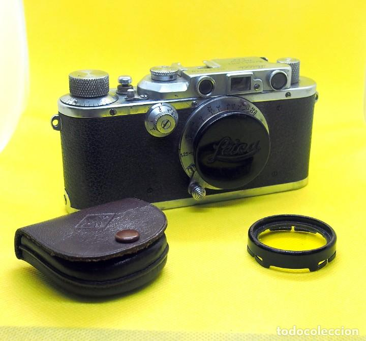 LEICA III (1934) (Cámaras Fotográficas - Antiguas (hasta 1950))
