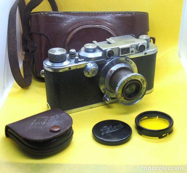 Cámara de fotos: LEICA III (1934) - Foto 2 - 157220610