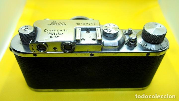 Cámara de fotos: LEICA III (1934) - Foto 3 - 157220610