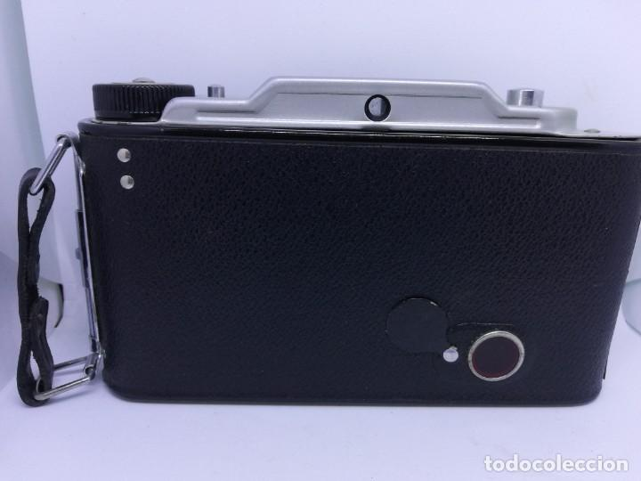 Cámara de fotos: Camara Coronet Clipper muy excepcional y rara de fuelle antigua de coleccionismo vintage - Foto 6 - 157342450