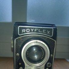 Cámara de fotos: ROYFLEX (ROYER) (CÁMARA DE FOTOGRAFÍA DE DOS OBJETIVOS) -FRANCIA. Lote 158928442