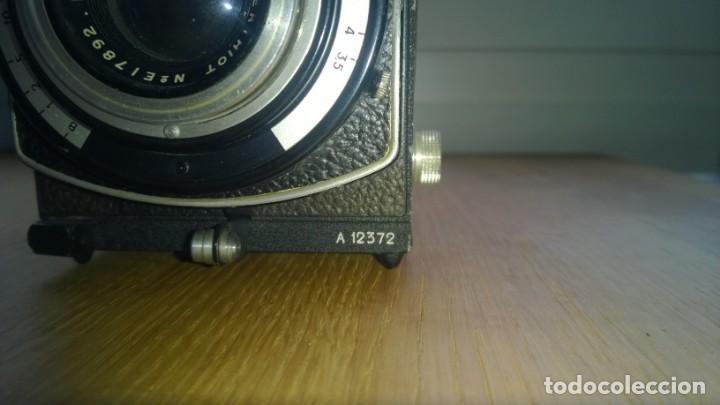 Cámara de fotos: Royflex (Royer) (Cámara de fotografía de dos objetivos) -FRANCIA - Foto 3 - 158928442
