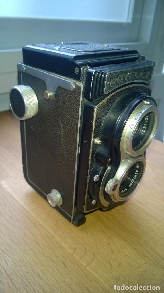 Cámara de fotos: Royflex (Royer) (Cámara de fotografía de dos objetivos) -FRANCIA - Foto 5 - 158928442