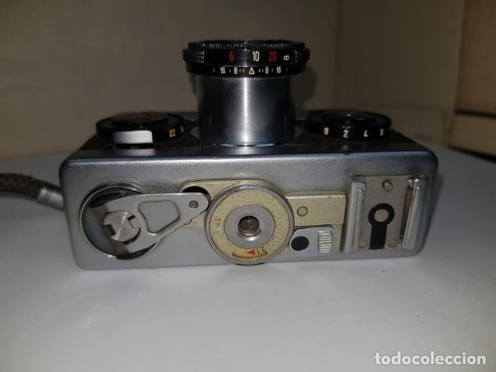 Cámara de fotos: rollei 35 con objetivo carl zeiss made in germany buen estado - Foto 15 - 159736198