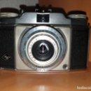 Cámara de fotos: CAMARA FOTOGRAFICA, AGFA SILETTE OBTURADOR PRONTOR SVS 35MM. Lote 160292214