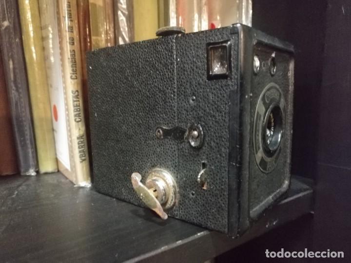 Cámara de fotos: CAMARA DE FOTOS MARCA CORONET REX ( BUEN ESTADO PROCEDENTE DE COLECCIÓN) - Foto 2 - 160670442