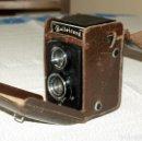 Cámara de fotos: ROLLEICORD II TYPE 1 (1936). Lote 160855622