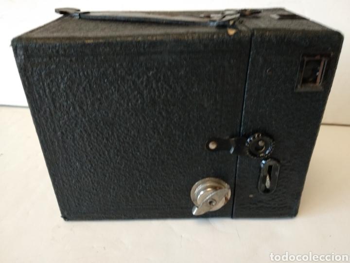 Cámara de fotos: Cámara Coronet AJAX.Año 1930.120 film.Rara - Foto 7 - 160980444