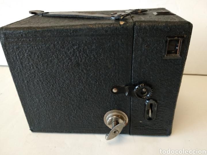 Cámara de fotos: Cámara Coronet AJAX.Año 1930.120 film.Rara - Foto 8 - 160980444