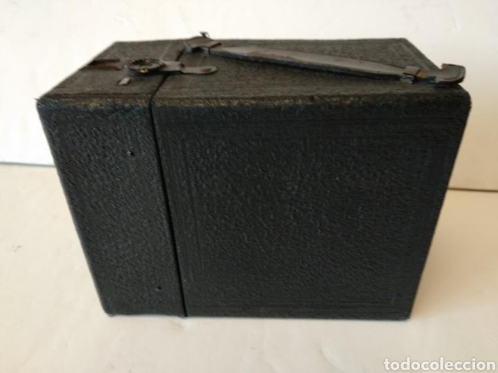 Cámara de fotos: Cámara Coronet AJAX.Año 1930.120 film.Rara - Foto 11 - 160980444