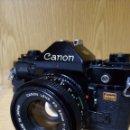 Cámara de fotos: CÁMARA CANON A1. Lote 161197736