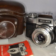 Cámara de fotos: CAMARA ZEISS IKON CONTAFLEX MATIC - REF. 1600. Lote 162673326