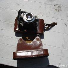 Cámara de fotos: CMARA DE FOTOS DE FUELLE COMO NUEVA DE COLECCION VER FOTOS. Lote 164496738
