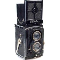 Cámara de fotos: ROLLEIFLEX OLD STANDARD - CÁMARA FOTOS TLR 1932/38. Lote 167804073