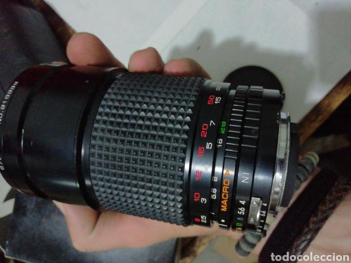 Cámara de fotos: Objetivo samyang Canon 28/200 - Foto 2 - 167599110