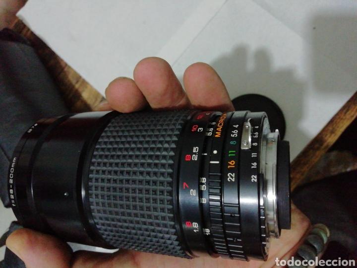 Cámara de fotos: Objetivo samyang Canon 28/200 - Foto 3 - 167599110